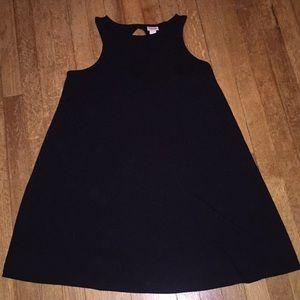 Mossimo black dress